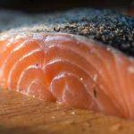 красное мясо рыбы