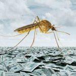 богатый комар