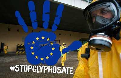 запрет глифосата в Европе