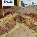 новозеландский гамбургер