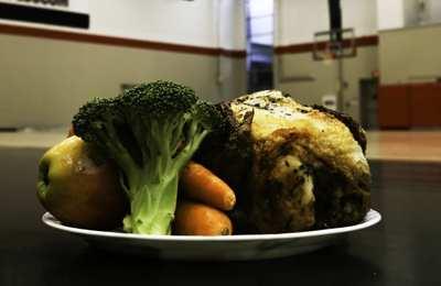 еда для спортсмена