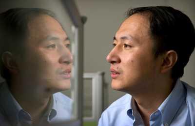 китайский создатель ГМО-детей