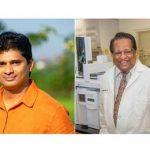два исследователи из Шри-Ланки