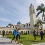 студенты Калифорнийского университета