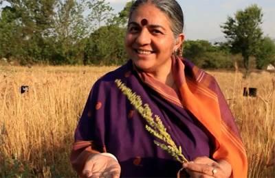 индийская активистка