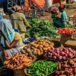 африканцы на рынке
