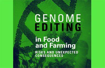 редактирование генов отчет