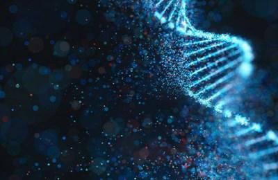 распыление ДНК