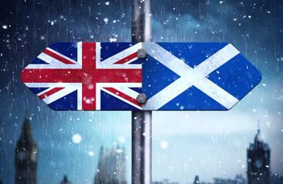 брексит Шотландия