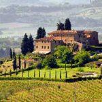 сады в Италии