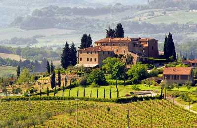 местность Италии