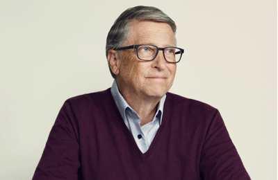 Билл Гейтс и его книга