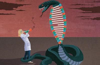 усмирение генного редактирования