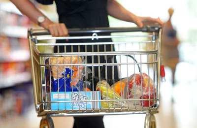 супермаркет в Англии