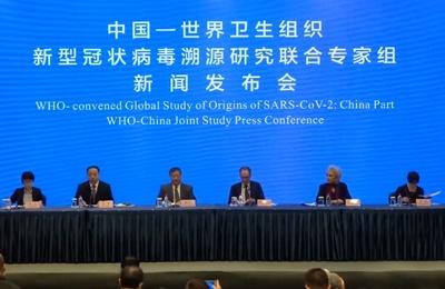 пресс-конференция ВОЗ по коронавирусу