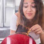 сгорел тостер