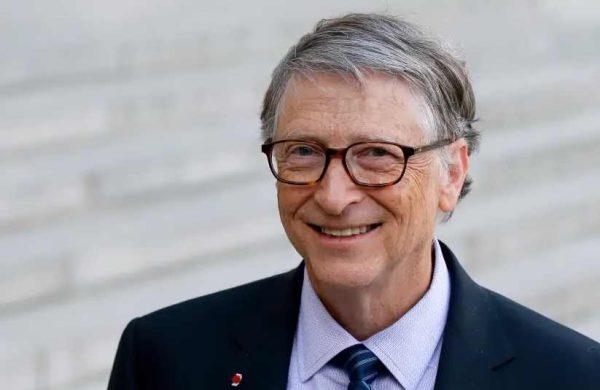 Билл Гейтс Африка